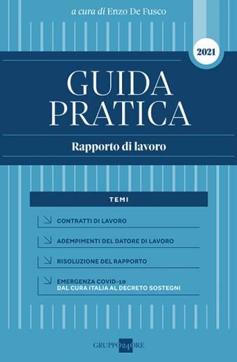 Guida pratica Rapporto di lavoro 2021