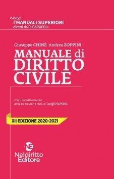 chinè manuale di diritto civile