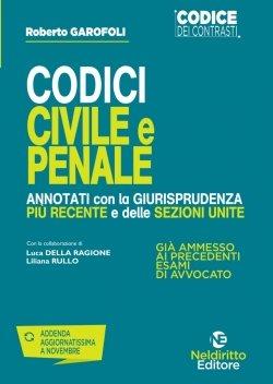 codice contrasti civile penale nel diritto