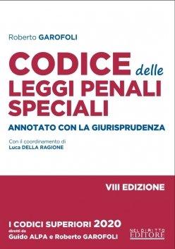 codice leggi penali speciali 2020