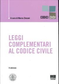 zincani leggi complementari al codice civile