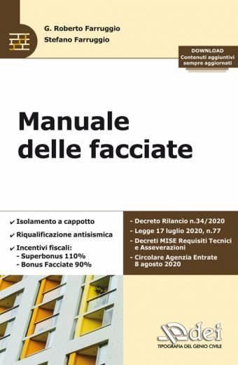 manuale delle facciate ecobonus 110%