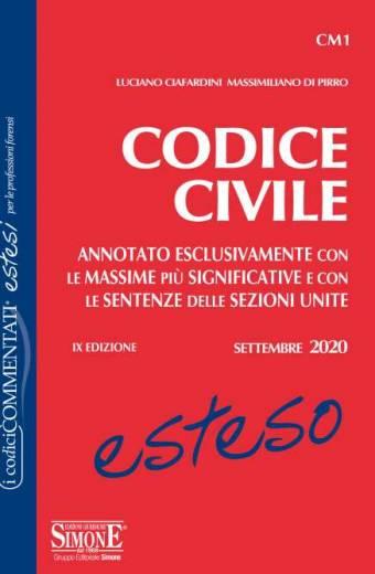 codice civile esteso