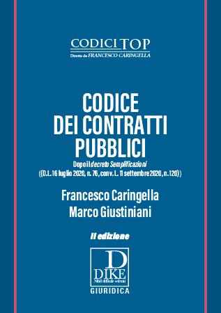 codice contratti pubblici 2020 top
