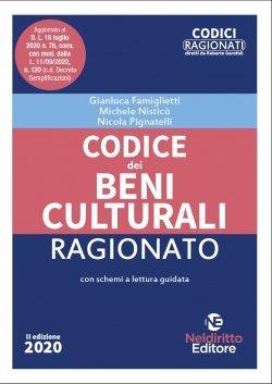 codice dei beni culturali commentato
