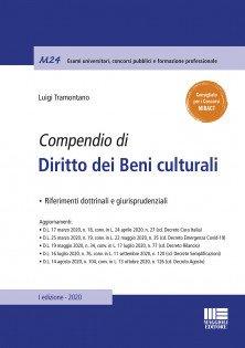compendio diritto beni culturali