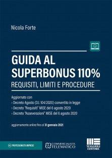 superbonus 110% guida maggioli
