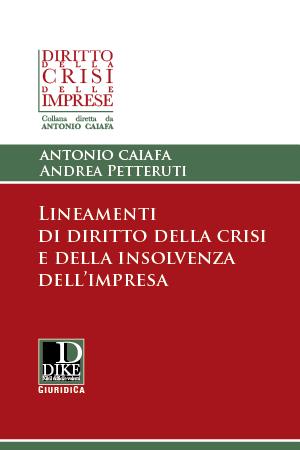 lineamenti diritto della crisi e insolvensa