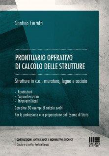 prontuario operativo di calcolo delle strutture