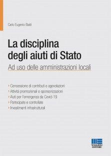 disciplina degli aiuti di stato