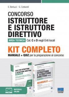 kit istruttore direttivo