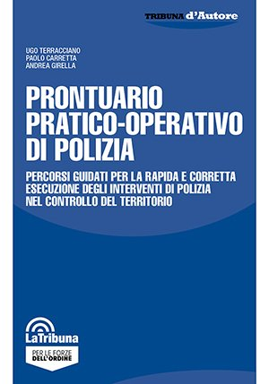 prontuario operativo polizia