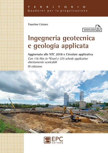 INGEGNERIA GEOTECNICA E GEOLOGIA APPLICATA