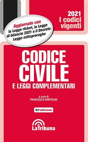 codice civile 2021 tribuna