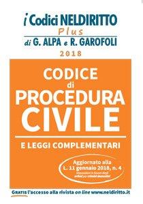 codice procedura civile 2021 plus