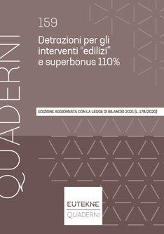 detrazione per gli interventi edilizi e superbonus 110%