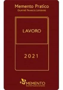 memento lavoro 2021