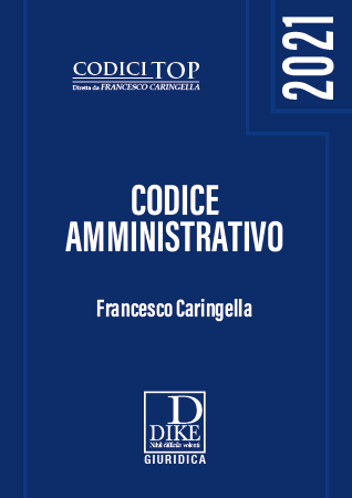 codice amminiastrativo top 2021