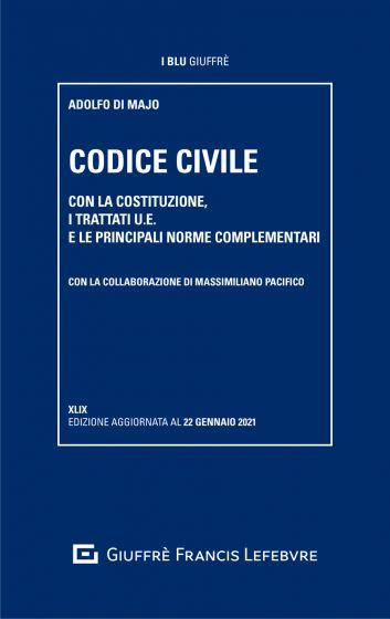 codice civile blu giuffrè