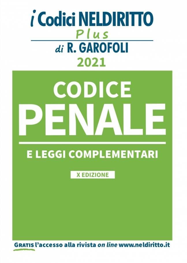 codice penale plus 2021