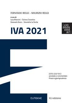 reggi IVA 2021