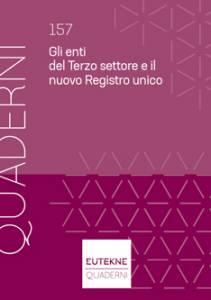 Gli enti del Terzo settore e il nuovo Registro unico