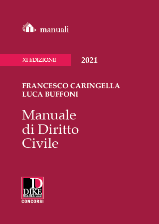 manuale di diritto civile caringella
