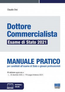 manuale esame dottore commercialista