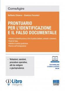 prontuario identificazione falso documentale