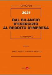 dal bilanciop d'esercizio al reddito d'impresa ilvasapolli 2021