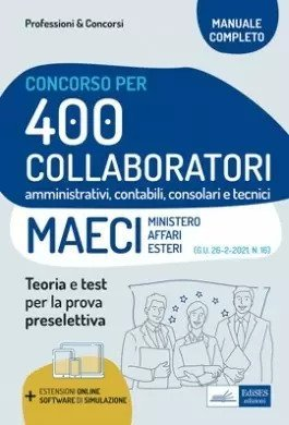 Concorso 400 Collaboratori MAECI
