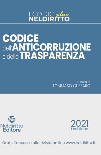codice anticorruzione 2021