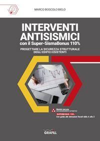 interventi antisismici con il superbonus 110%