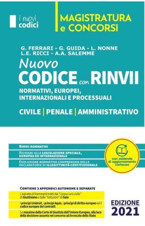 Codice dei Rinvii Civile Penale e Amministrativo