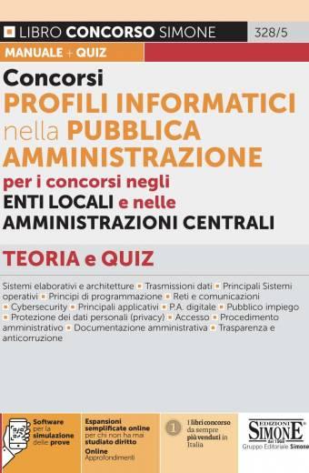 Concorsi profili Informatici nella Pubblica Amministrazione
