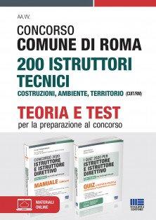 concorso roma 200 tecnici