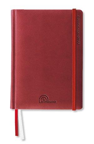 agenda legale pocket 2022 rosso classici