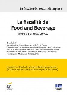 La fiscalità del Food and Beverage