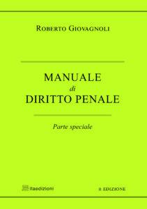 manuale di diritto penale parte speciale giovagnoli