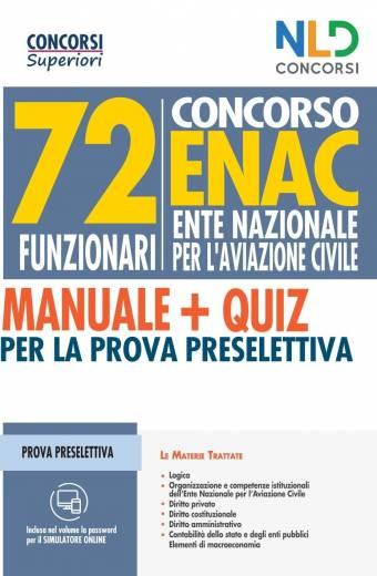MANUALE COMPLETO PER 72 FUNZIONARI ENAC