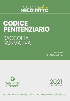 codice penitenziario raccolta normativa