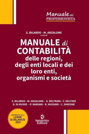 manuale di contabilità delle regioni degli enti locali e dei loro enti organismi e società