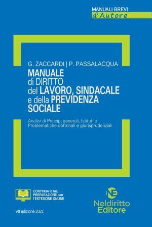 manuale di diritto del lavoro Nel diritto