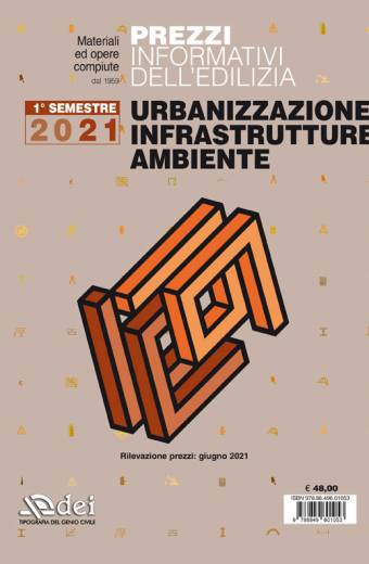 Prezzario Urbanizzazione Infrastrutture Ambiente