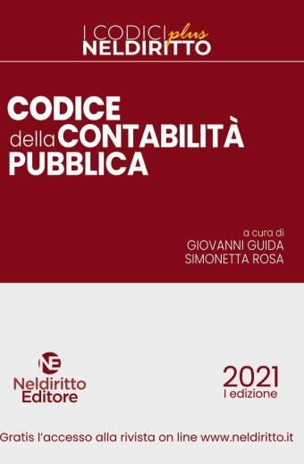 codice della contabilità pubblica 2021