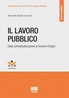 >Il lavoro pubblico Maggioli