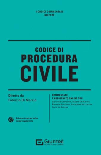 codice di procedura civile commentato e aggiornato online