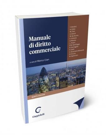 manuale diritto commerciale cian
