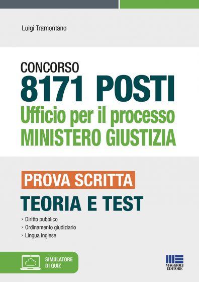 8171 UFFICIO DEL PROCESSO PROVA SCITTA