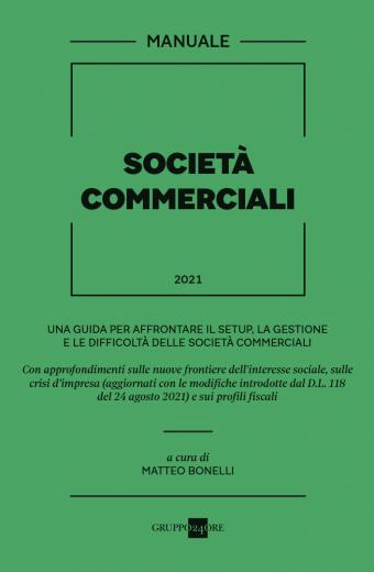Manuale società commerciali